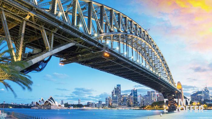 澳洲留学打工