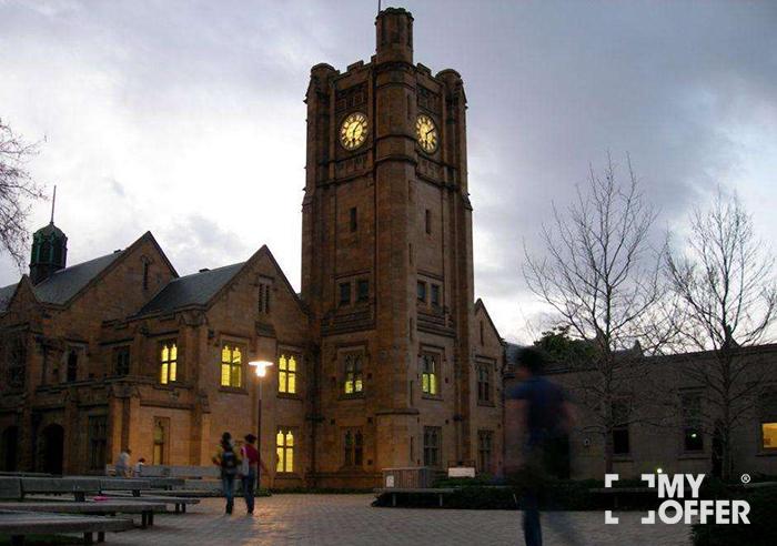 澳洲排名大学