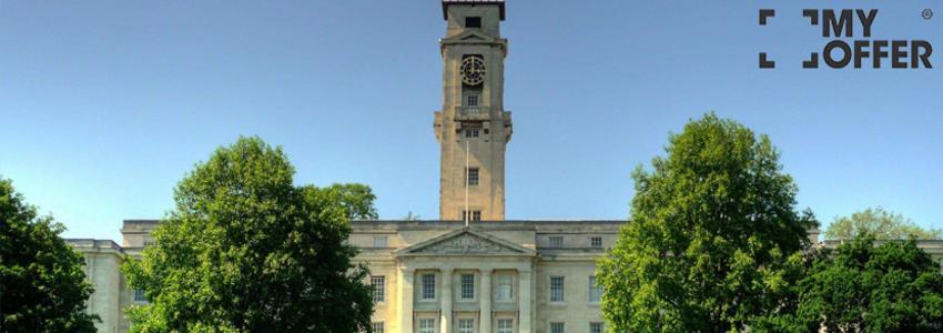 英国名校诺丁汉大学读研条件有哪些?