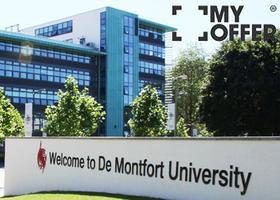 英国德蒙福特大学留学费用详细来了!