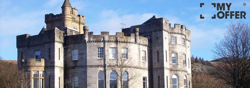 英国苏格兰斯特灵大学留学费用一览
