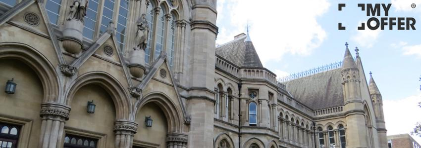 英国诺丁汉特伦特大学专业排名一览