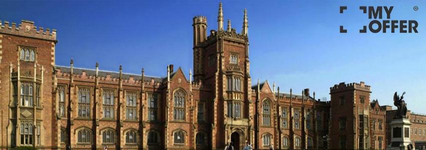 英国女王大学排名_英国贝尔法斯特女王大学专业排名   myOffer®