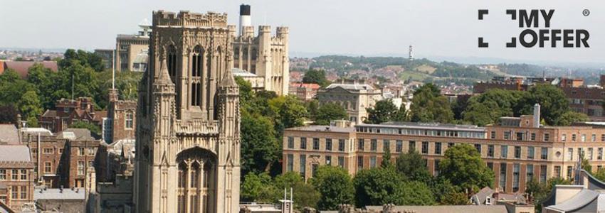 英国布里斯托大学世界排名很高吗?