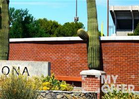 亚利桑那大学提供哪些类型的奖学金?奖金有多少?