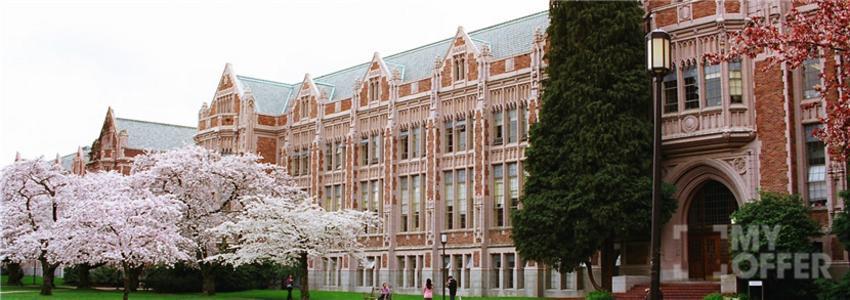 我带着你你带着伞,达到这些录取条件就华盛顿大学西雅图分校见