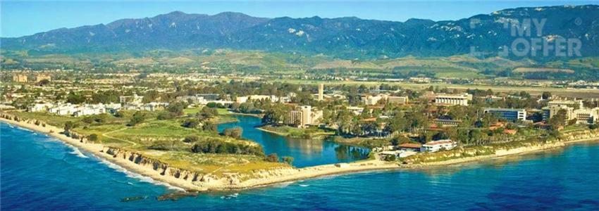 加州大学圣塔芭芭拉分校本科生/研究生学费需要多少钱?