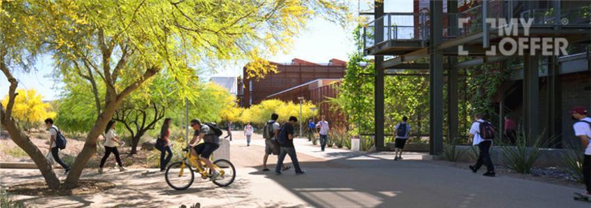最新亚利桑那大学本科生/研究生/在线教育生学费详情