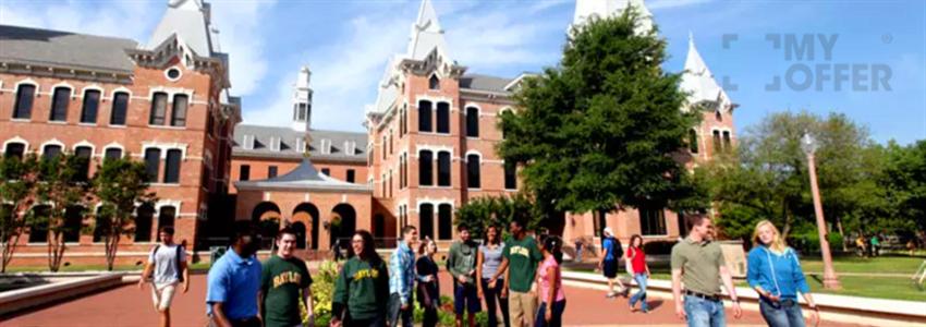 贝勒大学排名:在美国不只是医学院+治疗部+生物研究响当当