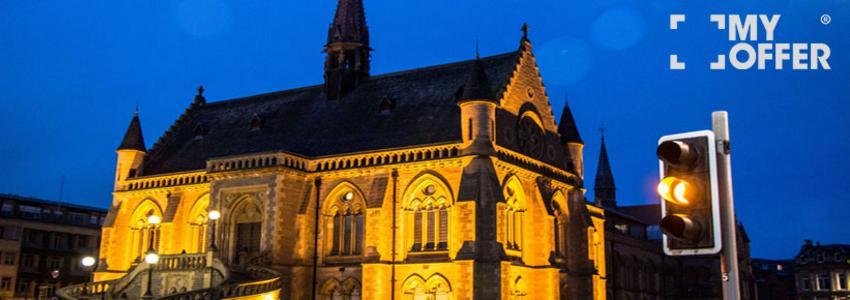 英国邓迪大学世界排名情况是怎样的?