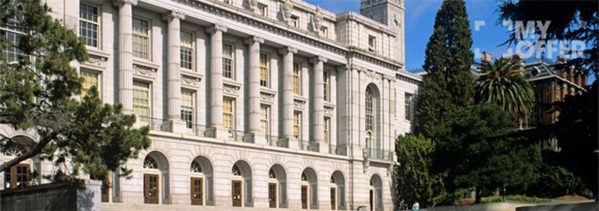 如果拿到奖学金,加州大学伯克利分校一年的留学费用不用愁!