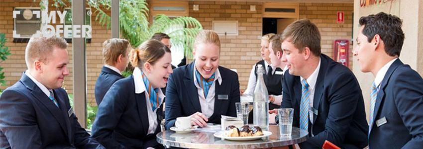 澳大利亚蓝带国际学院留学怎么样?是吃货就去吧!