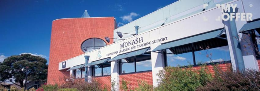 能去到蒙纳士大学留学是一种荣幸