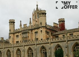 威斯敏斯特大学世界排名处于什么位置?