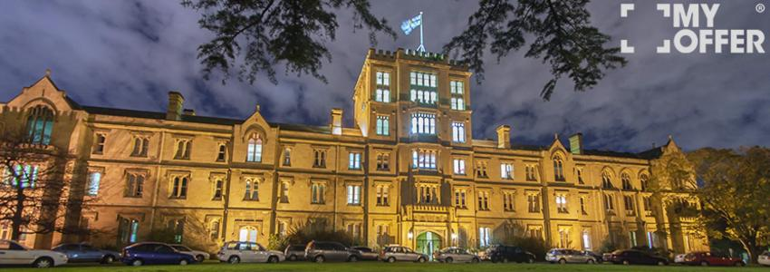 看过来:澳洲墨尔本大学发布2017年申请条件和流程出炉
