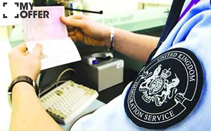 英国签证流程