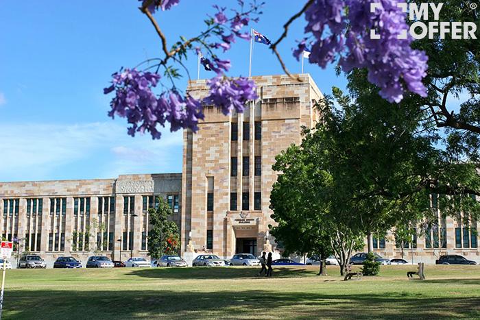 昆士兰大学课程变化