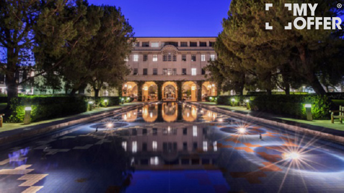 加州理工学院世界排名
