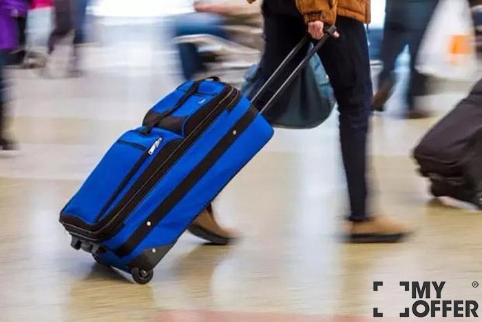 美国理学行李准备