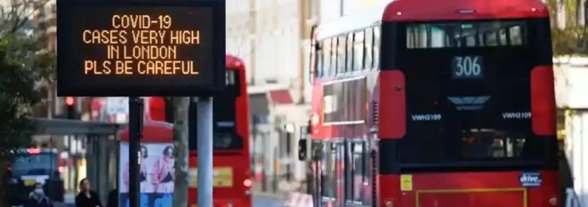 辟谣!网上刷爆的英国封城+疫情大逃亡真实情况到底如何?