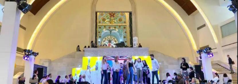 杜莎夫人蜡像馆、英国VR剧院...带你玩转国内最大英伦展