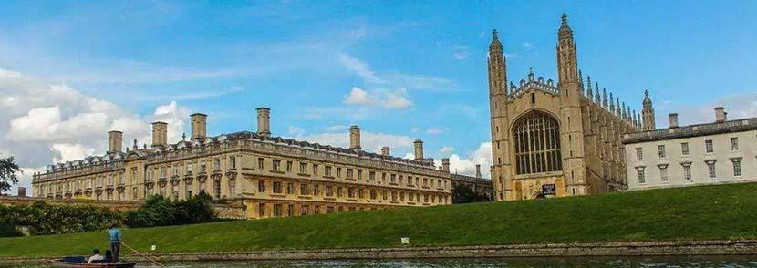 英国留学费用:剑桥大学留学学费是多少人民币