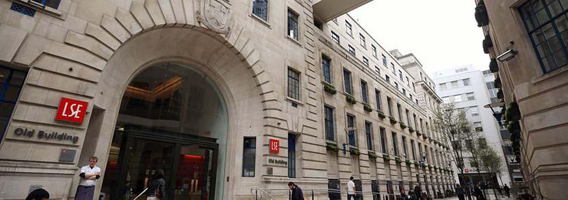 伦敦政治经济学院研究生申请条件:雅思须达到7.0分!
