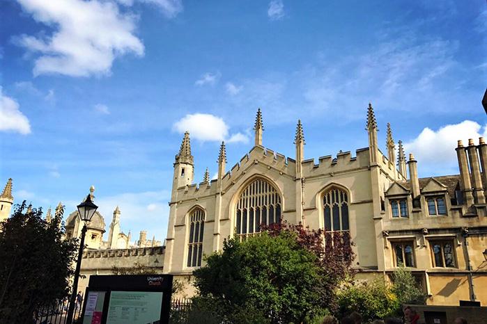 2021QS牛津大学排名