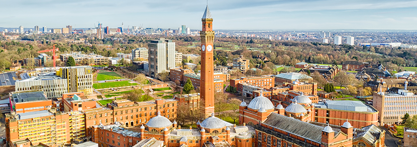 伯明翰大学留学费用一年多少?伯明翰大学学费介绍