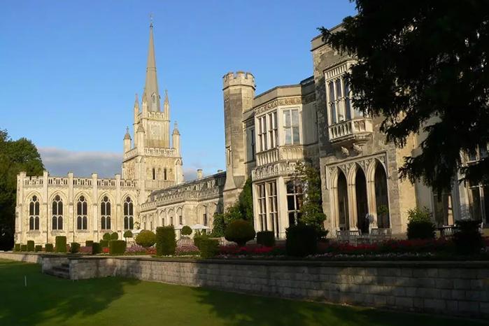 英国建筑学大学排名