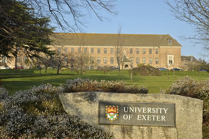 埃克塞特大学世界排名2021