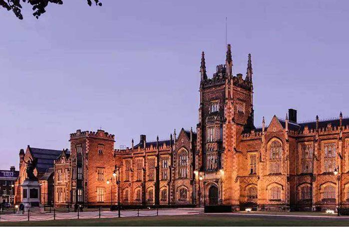 英国女王大学世界排名