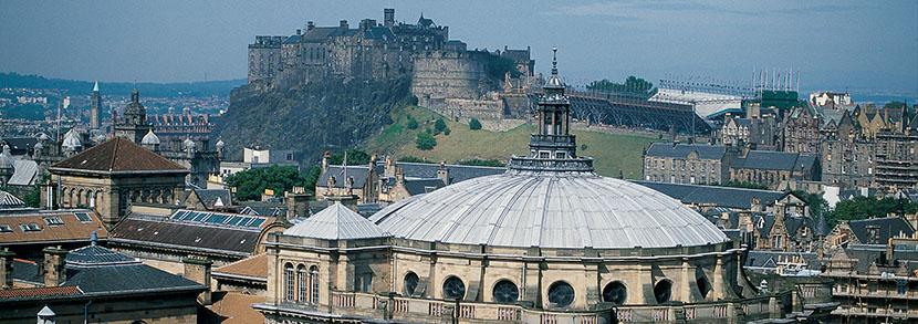 英国留学攻略:去英国读金融硕士选KCL还是爱丁堡