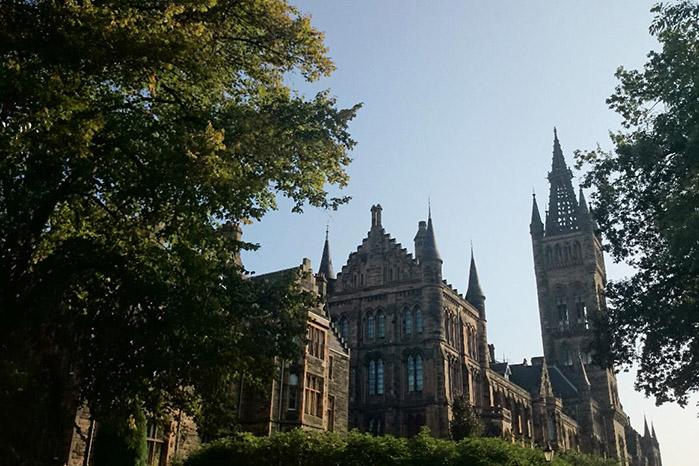 格拉斯哥大学世界排名