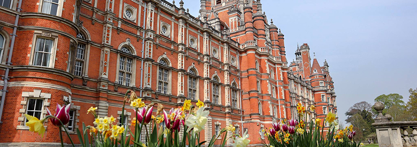 2020年英国伦敦皇家霍洛威学院世界排名第几