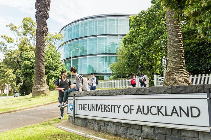 新西兰有什么大学