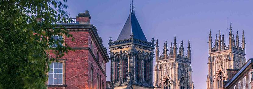 約克大學在英國哪里?約克大學簡介!