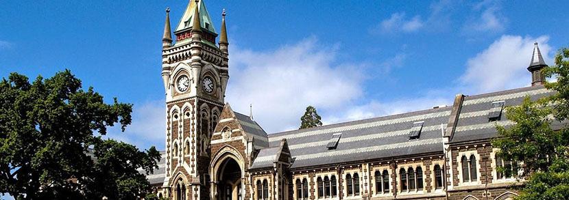 奥塔哥大学本科生申请要求:学历、语言等要求盘点