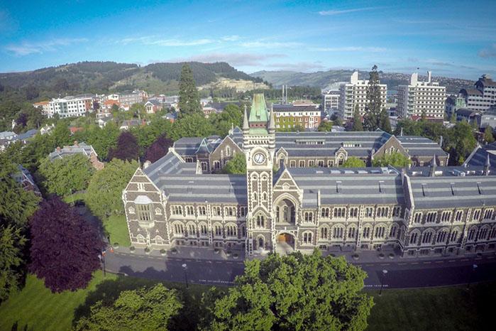 新西兰哪些大学排名QS前百