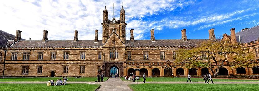 澳洲悉尼大學經濟學博士申請要求:學歷、語言等條件盤點