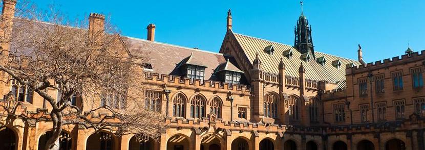 悉尼大学语言班申请时间是什么时候?2020年盘点