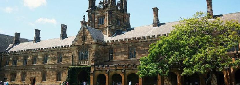 悉尼大學讀研雅思要求:十四大院系語言條件盤點!②