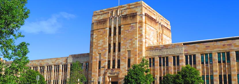 昆士兰大学学费一年多少?相当于多少人民币