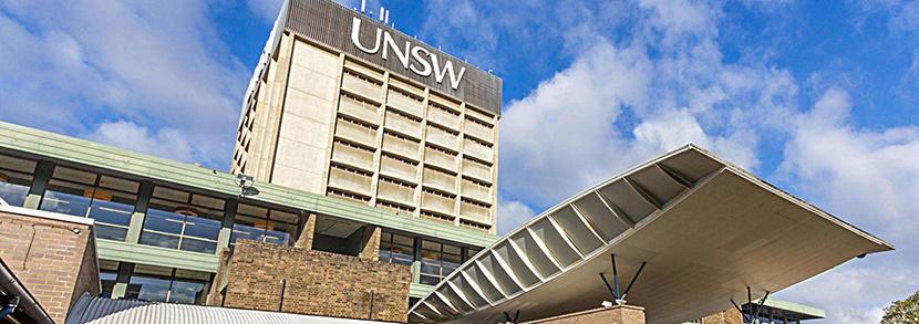 新南威尔士大学学费一年多少?约合多少人民币