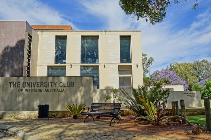 西澳大学宿舍