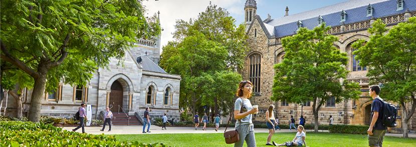 澳洲留学语言要求:阿德莱德大学接受多邻国成绩吗