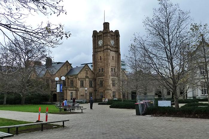 墨尔本大学申请要求