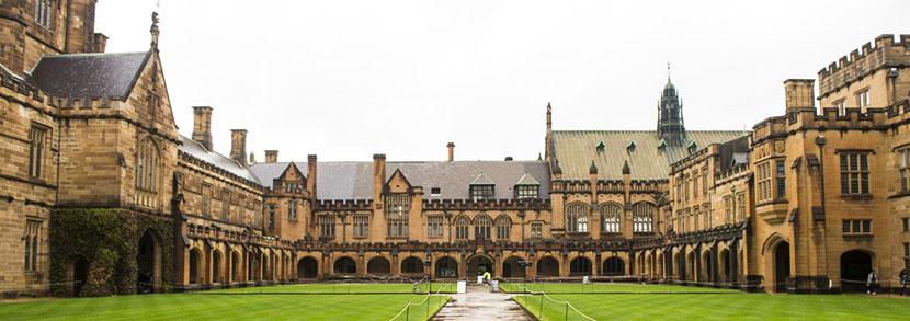 课程介绍:2019年悉尼大学预科课程都学些啥?