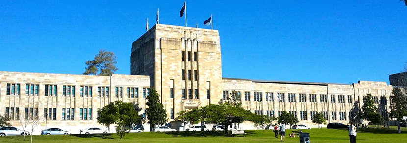 昆士兰大学录取分数是多少?本科、研究生介绍