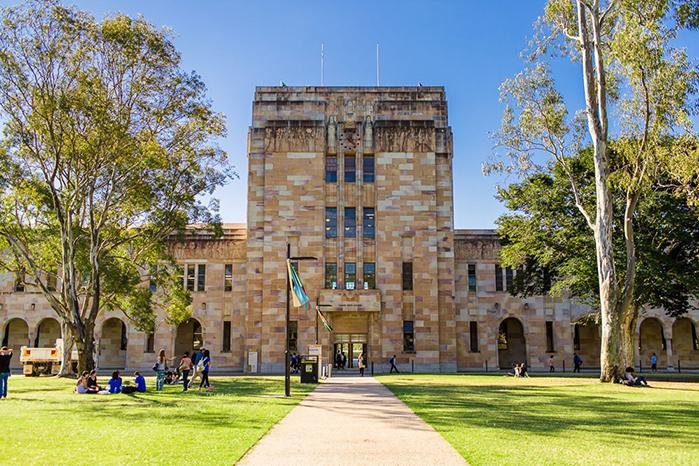2021年昆士兰大学要求